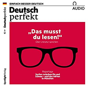 Deutsch perfekt Audio. 2/2017 Audiobook