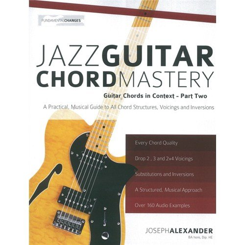 Heart and Soul Designs Limited - Download Jazz Guitar Chord Mastery ...