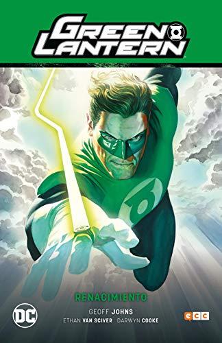 Green Lantern Vol. 01: Renacimiento por Geoff Johns,Darwyn Cooke,Van Sciver, Ethan,Tobar Pastor, Felip