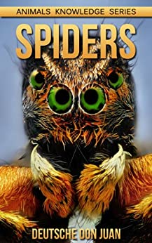 spiders beautiful pictures interesting facts children book about spiders animals knowledge. Black Bedroom Furniture Sets. Home Design Ideas