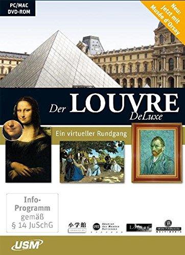Der Louvre DeLuxe - Mit Musée d Orsay (DVD-ROM)