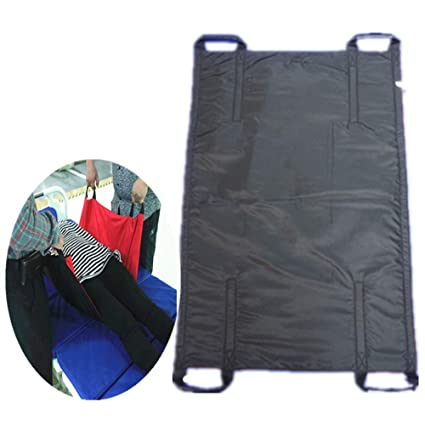 Ayuda de posicionamiento para traslados de pacientes, giro y reposicionamiento en camas, perfecto para