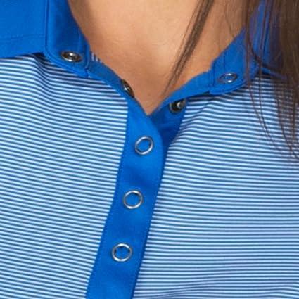 Chase54 Womens Embark Sleeveless Polo Shirt LE1002-P
