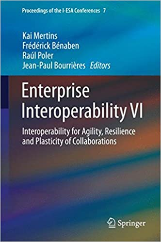 Enterprise Interoperability VI: Interoperability for Agility, Resilience and Plasticity of Collaborations (Proceedings of the I-ESA Conferences)