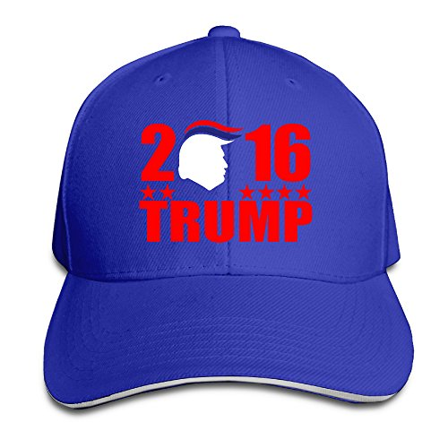 Make America Great Again Trump 2016 Unisex-adult Adjustable Hat Red