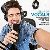 USB Microphone Podcast Recording Kit - Audio
