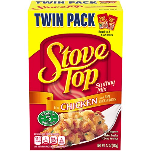 Stove Top Chicken Stuffing Mix (12oz Box)