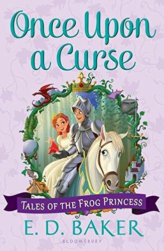Once Upon A Curse (Tales of the Frog Princess) [Baker, E.D.] (Tapa Blanda)