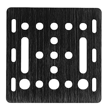 Cikuso - Placa para Impresora 3D (20 mm, 65,5 x 65,5 x 3 mm ...