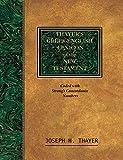 Thayer's Greek-English Lexicon of the New