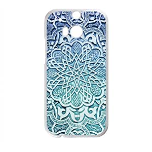 Blue classic pattern Phone Case for HTC One M8