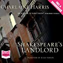 Shakespeare's Landlord Audiobook by Charlaine Harris Narrated by Julia Gibson
