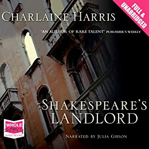 Shakespeare's Landlord Audiobook