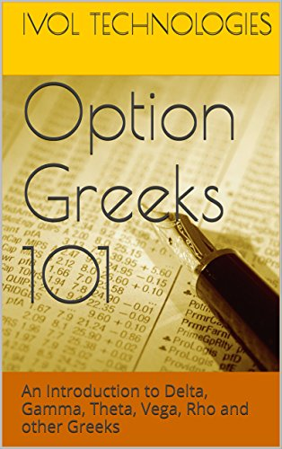 (Option Greeks 101: An Introduction to Delta, Gamma, Theta, Vega, Rho and other)