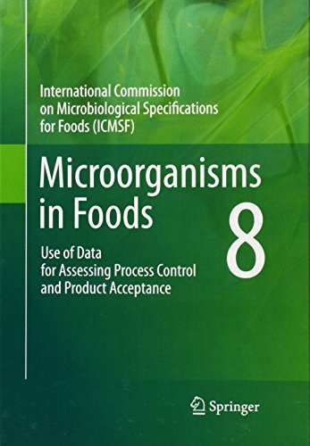 Download By International Commission on Microbiological Specif Microorganisms in Foods 8: Use of Data for Assessing Process Control and Product Acceptance (Intl Co (2011) [Hardcover] pdf