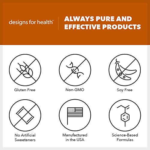 Designs for Health - WheyMeal Chocolate (Formerly PaleoMeal) - Grass Fed Whey Protein, 900 Grams by designs for health (Image #3)