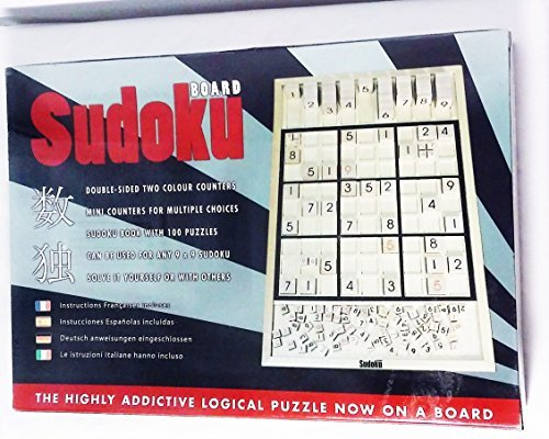 Wooden Deluxe Sudoku Board Game ()