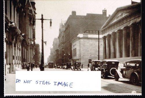 Chestnut Street Looking East From 5th Street Ca. 1928 Philadelphia ()