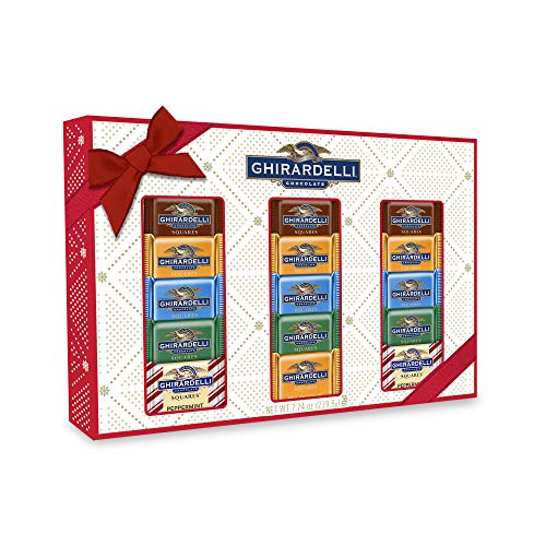 Ghirardelli Ultimate Chocolate Collection Window Box, 7.74 Ounce ()