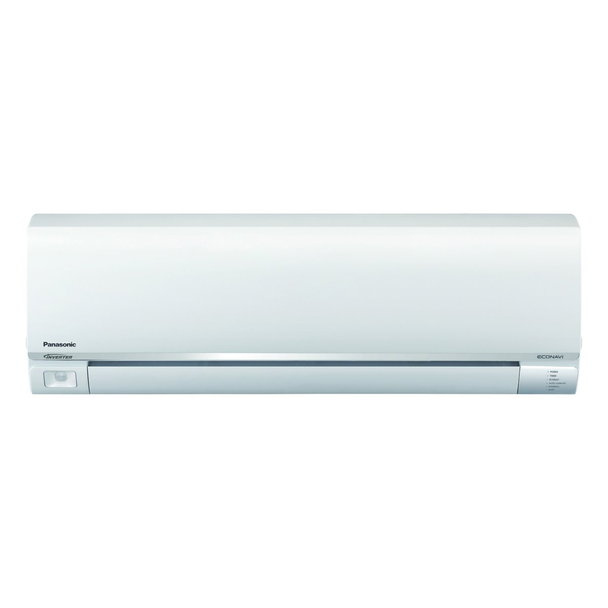 Panasonic CS-E12RKUAW Deluxe Series 11,500 BTU Indoor Wall Mounted Heat Pump (Must be Paired with Outdoor Unit)