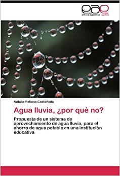 Agua lluvia, ¿por qué no?: Propuesta de un sistema de aprovechamiento de agua lluvia, para el ahorro de agua potable en una institución educativa