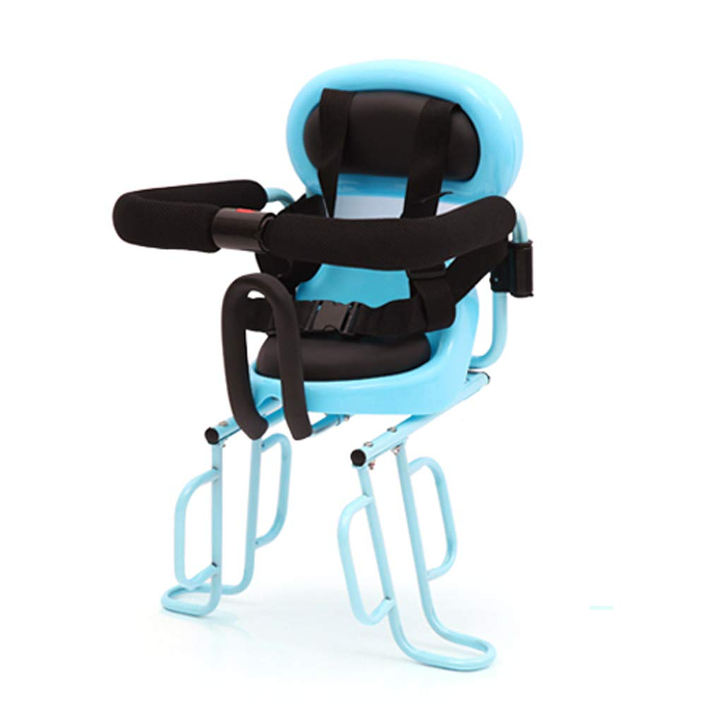 NACHEN Bicycle Child Seat Rear Baby Seats Full Fence with Safety Belt and Pedal