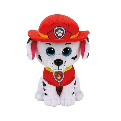 Ty 41211 Paw Patrol Beanie Boo Marshall 15 cm: Toys & Games