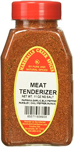 Marshalls Creek Spices Seasoned Tenderizer product image