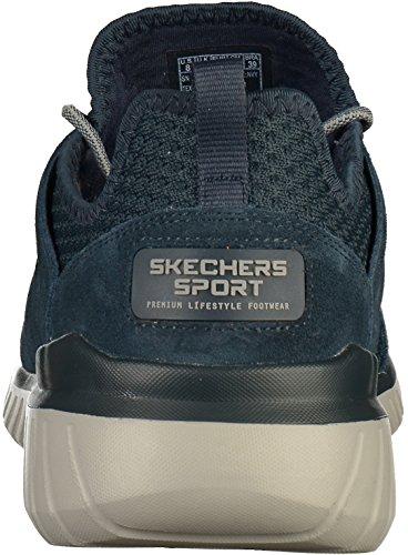 52822 Azul Cut Rough Skechers Navy qXEawB8