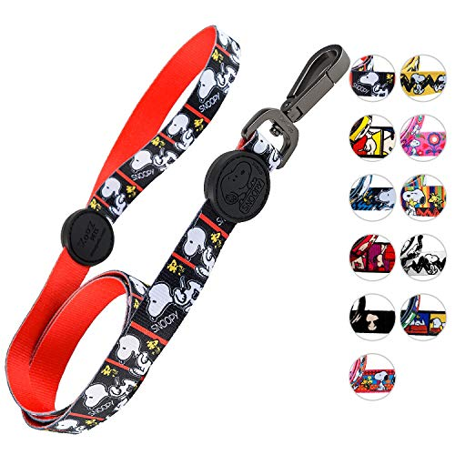 Zoozpets Snoopy Dog Leash Super Strong