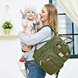 Diaper Bag Backpack, RUVALINO Multifunction