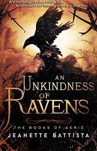 book cover of An Unkindness of Ravens