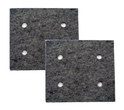 Porter Cable Replacement Pad for 330 Sander(2 Pk) # 846724-2pk -