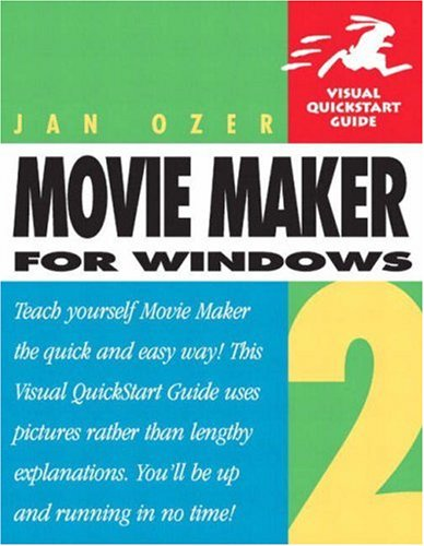 Microsoft Windows Movie Maker 2 by Peach Pit Press