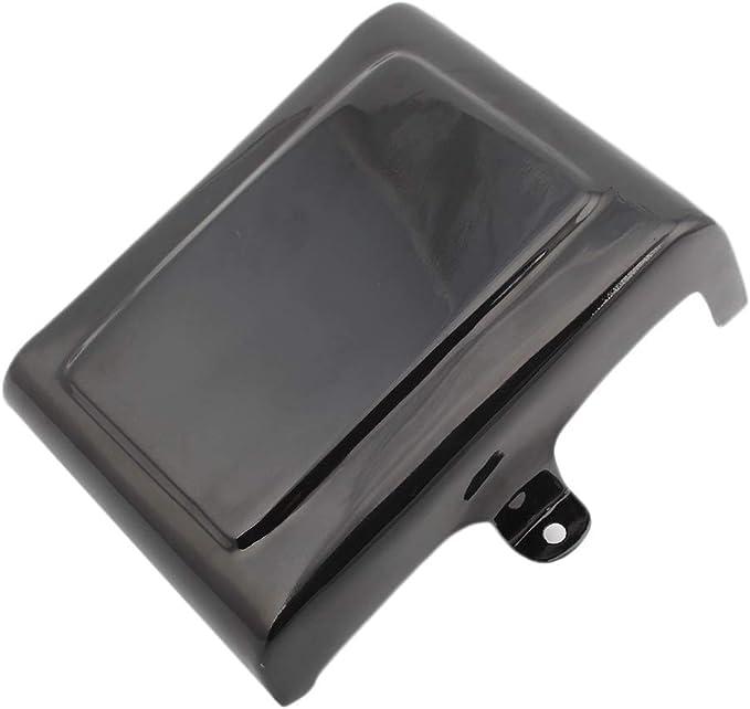 Toygogo Cache Lat/éral De Batterie Droite pour Moto Dyna Fat Street Bob Low