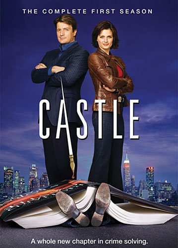 DVD : Castle: The Complete First Season (3 Disc)