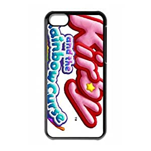 Kirby iPhone 5c Cell Phone Case Black