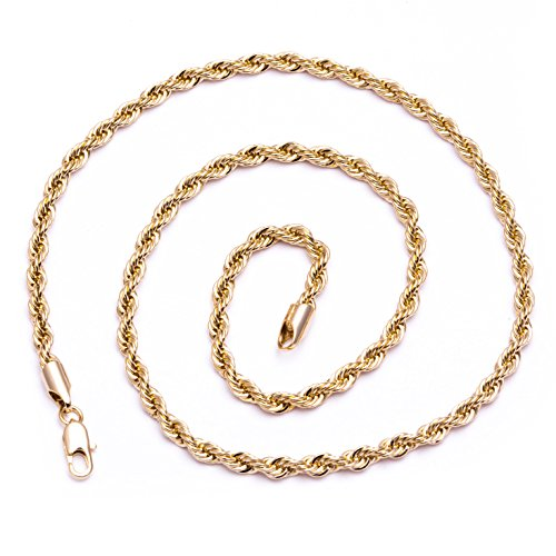 curb chain necklace ml newburysonline gold yellow inch bevelled flat