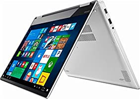 """Lenovo Yoga 720 15.6"""" 2-in-1 4K UHD IPS Touchscreen Business Laptop/Tablet, Intel Quad-Core i7-7700HQ up to 3.8GHz, 16GB DDR4, 512GB SSD, Dedicated NVIDIA GeForce GTX 1050 Graphics, Windows 10"""