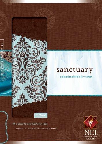 Read Online Sanctuary NLT: A Devotional Bible for Women ebook