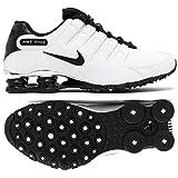 NIKE Mens Shox NZ Premium Running Shoes