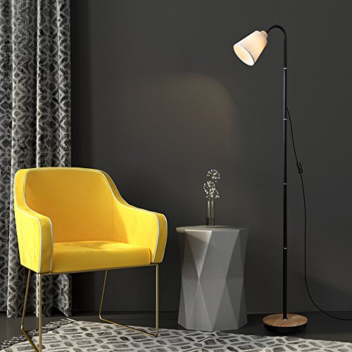 Adjustable Task Floor Lamp - Modern Standing Reading With ...