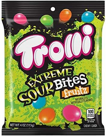 Trolli Extreme Sour Bites