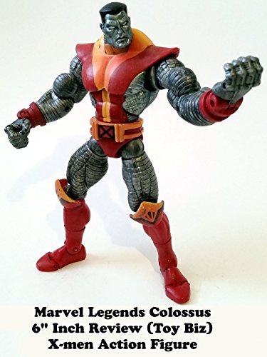 [Review: Marvel Legends Colossus 6