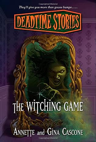 book cover of The Witching Game