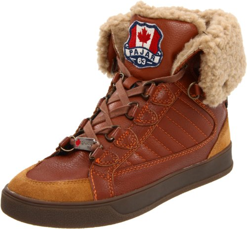 Pajar Baskets mode Laurent Lth Marron tr homme 6 f4 rw7rqPExat