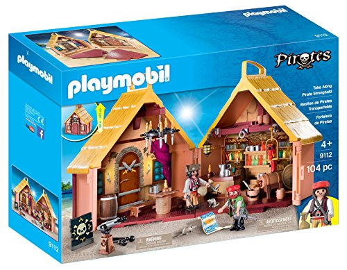 (PLAYMOBIL Take Along Pirate Stronghold)