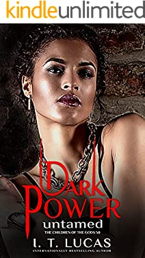 Dark Power Untamed (The Children Of The Gods Paranormal Romance Book 50)