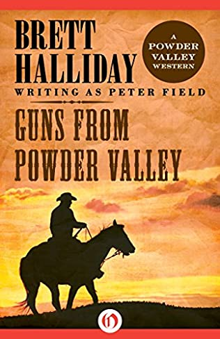 book cover of Guns from Powder Valley