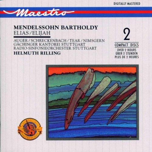 Mendelssohn-Bartholdy: Elijah Op. 70